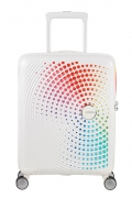 American Tourister Soundbox 55cm - Kabinväska Rainbow Dots
