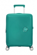 American Tourister Soundbox 55cm - Kabinväska Forest Green