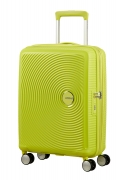 American Tourister Soundbox 55cm - Kabinväska Tropical Lime