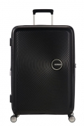 American Tourister Soundbox 67cm - Mellanstor Svart