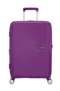 American Tourister Soundbox 67cm - Mellanstor Lila