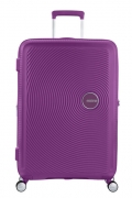 American Tourister Soundbox 77cm - Stor Lila