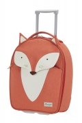 Samsonite Happy Sammies Fox William - Resväska med 2 hjul