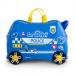 Trunki Percy the Police - Kabinväska Blå