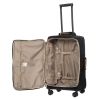 Brics X-Travel 65cm - Mellanstor Svart