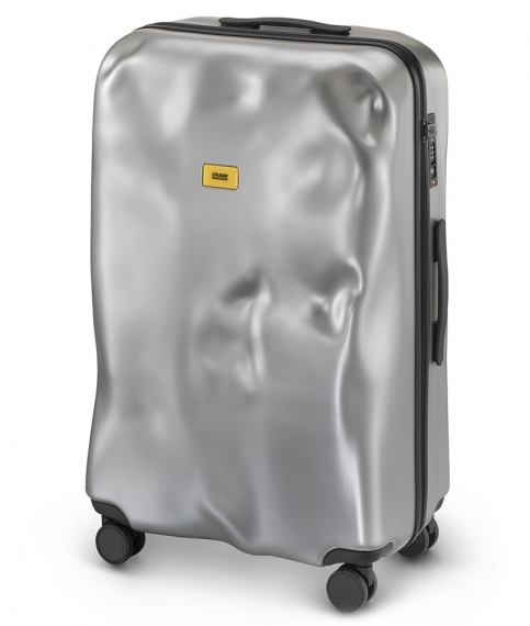 Crash Baggage Icon 79cm - Stor Silver