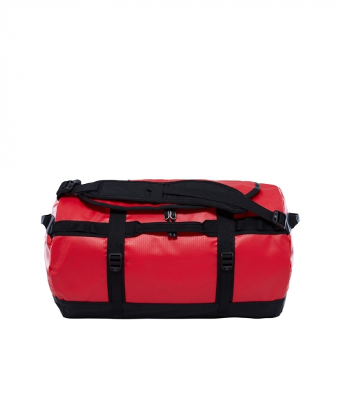 The North Face Base Camp Duffel - Small Röd