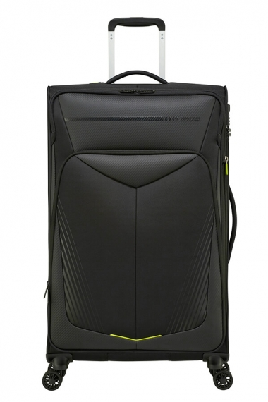 American Tourister Summerfunk 4-hjul 79cm - Stor Expanderbar Carbon