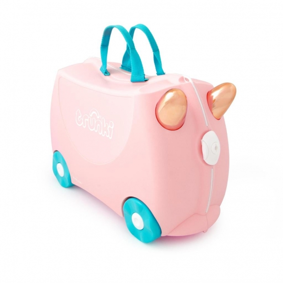 Trunki Flossie the Flamingo - Kabinväska Rosa