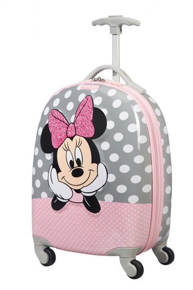 Samsonite Disney Ultimate 2.0 - Resväska med 4 hjul Minnie Glitter