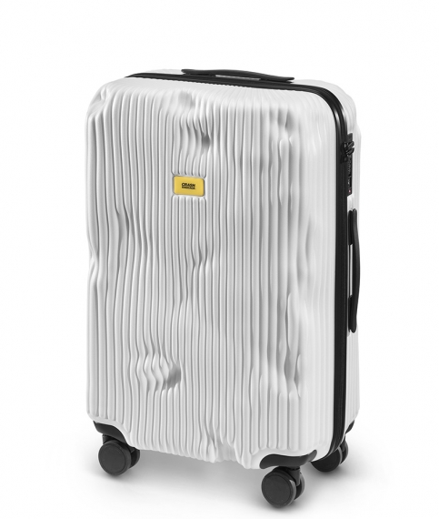 Crash Baggage Stripe 65cm - Mellanstor Vit