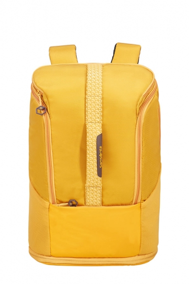 Samsonite Hexa-Packs - Datorryggsäck Expanderbar 14' Dark Yellow