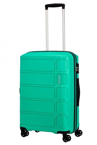 American Tourister Summer Splash 67cm - Mellanstor Mint