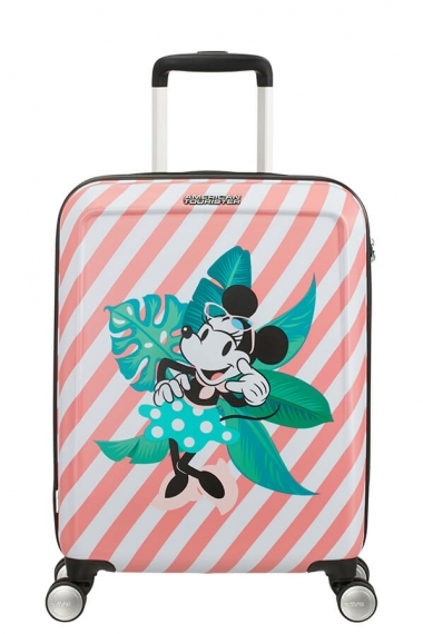 American Tourister Fun Light - Kabinväska Minnie Miami