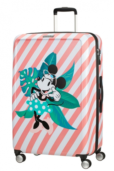 American Tourister Funlight - Stor Minnie Miami Holiday