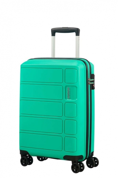 American Tourister Summer Splash 55cm - Kabinväska Mint