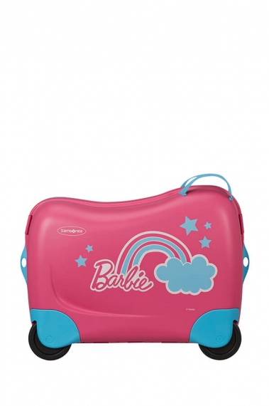 Samsonite Dream Rider - Kabinväska Barbie Pink Dream