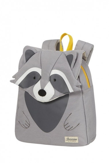 Samsonite Happy Sammies ECO - Barnryggsäck Small Raccoon Remy