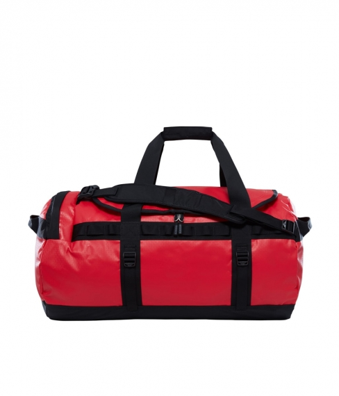 The North Face Base Camp Duffel - M Röd