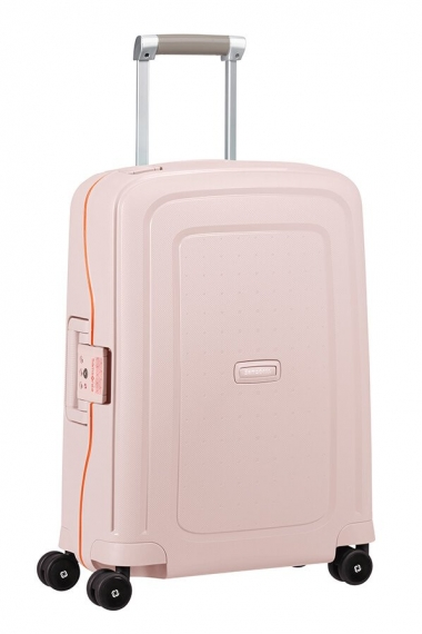 Samsonite S'Cure 55cm - Kabinväska Soft Rose