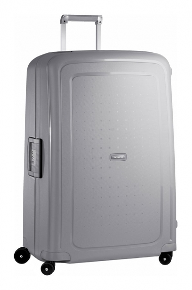 Samsonite S'Cure 81cm - Extra Stor Silver