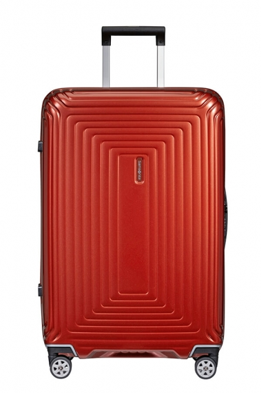 Samsonite Neopulse 69cm - Mellanstor Metallic Intense Red