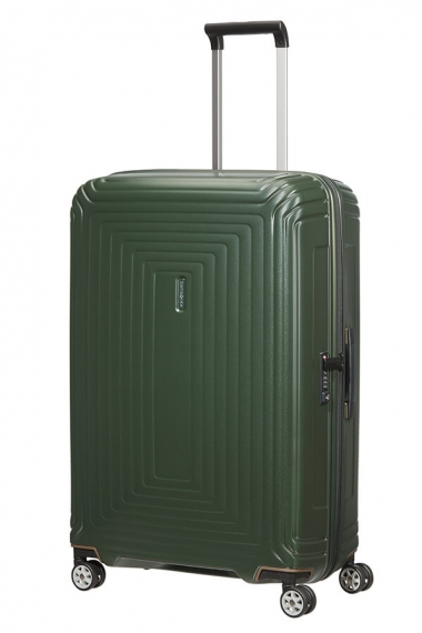 Samsonite Neopulse 69cm - Mellanstor Matt Olivgrön