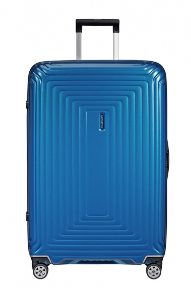 Samsonite Neopulse 75cm - Stor Metallic Intense Blue