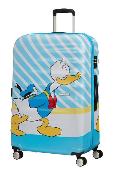 American Tourister Wavebreaker - Stor Donald Blue Kiss