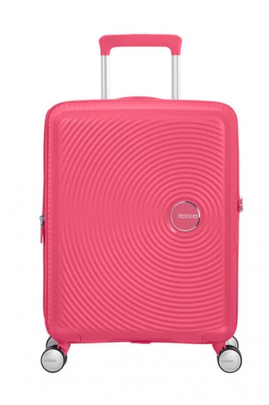 American Tourister Soundbox 55cm - Kabinväska Hot Pink