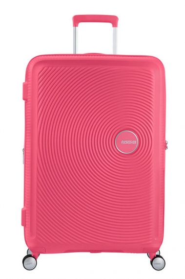 American Tourister Soundbox 77cm - Stor Hot Pink