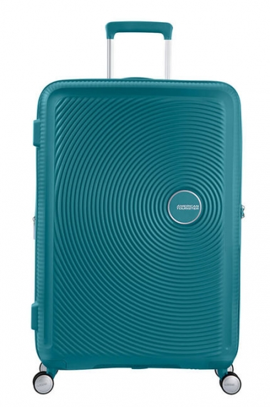 American Tourister Soundbox 77cm - Stor Turkos