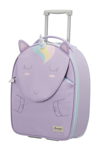Samsonite Happy Sammies Unicorn Lily - Resväska med 2 hjul