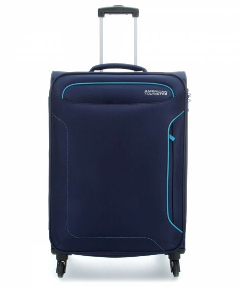 American Tourister Holiday Heat 67cm - Mellanstor Blå