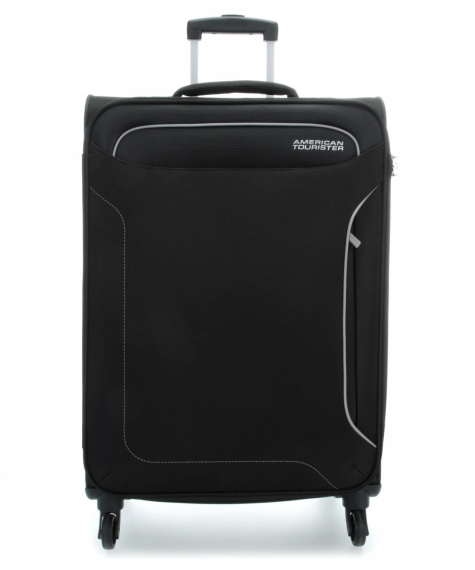 American Tourister Holiday Heat 79cm - Stor Svart