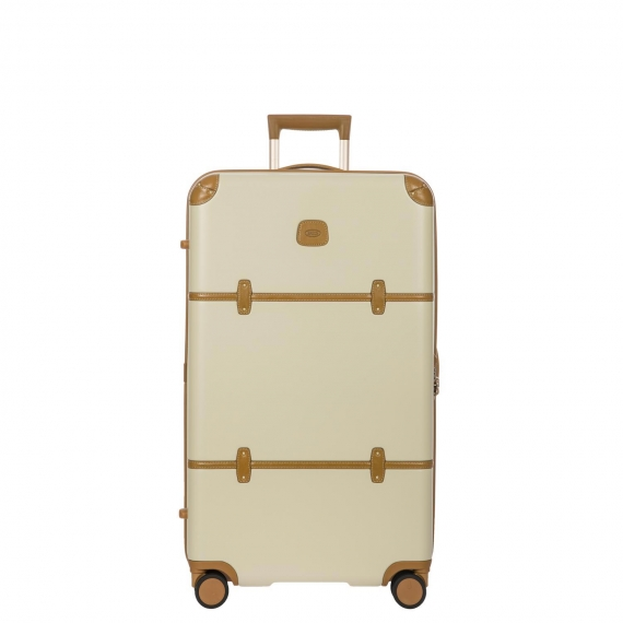 Brics Bellagio Trunk 81.5cm - Extra Stor Vit