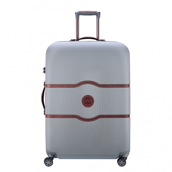 Delsey Chatelet Air 77cm - Stor Silver