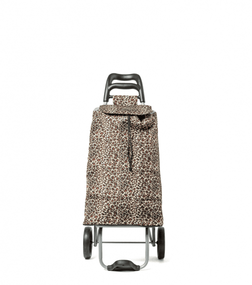 Epic City X Shopper Ergo - Shoppingvagn Leopard