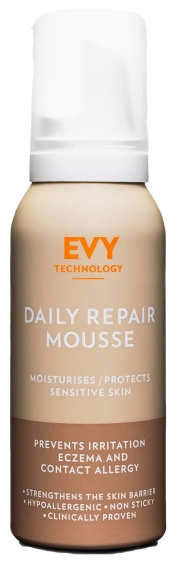 Daily Repair Mousse - EVY Technology