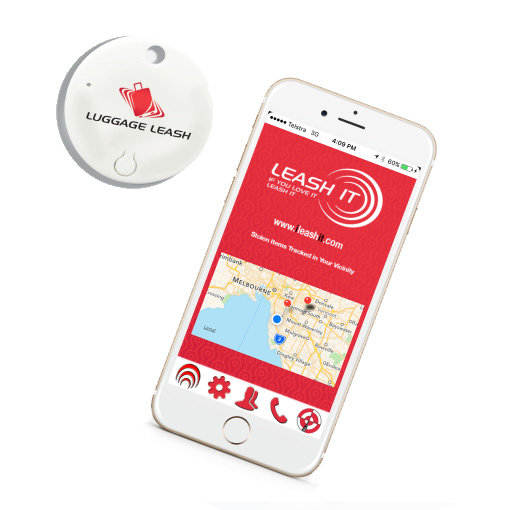 Luggage Leash GPS