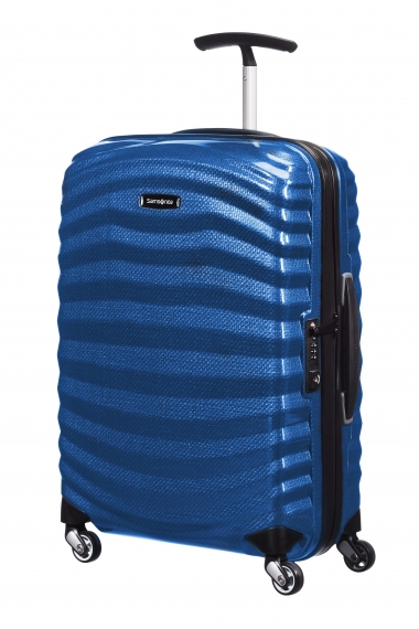 Samsonite Lite-Shock 55cm - Kabinväska Pacific Blue