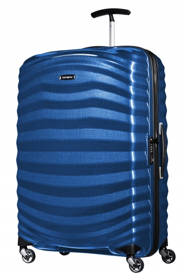 Samsonite Lite-Shock 75 cm - Stor Pacific Blue