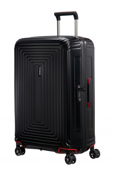 Samsonite Neopulse 69cm - Mellanstor Matt Svart