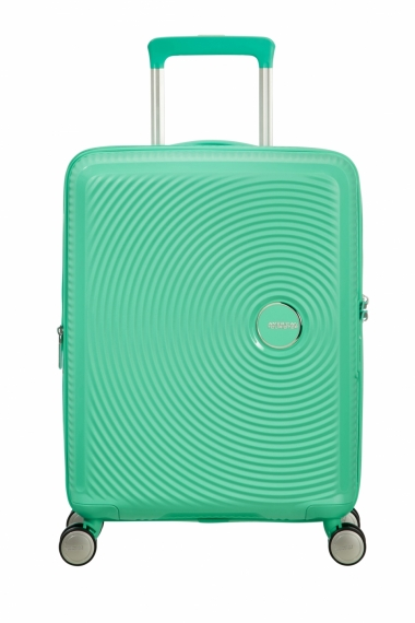 American Tourister Soundbox 55cm - Kabinväska Mint