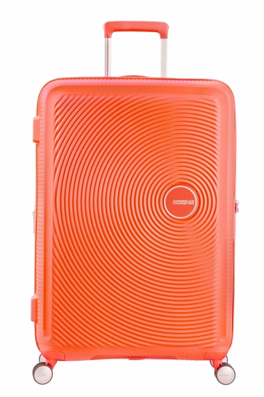 American Tourister Soundbox 55cm - Kabinväska Orange