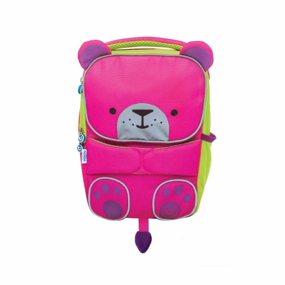 Trunki Toddlepak - Barnryggsäck Rosa
